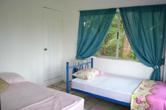 Pura Vida Hostel - Manuel Antonio: our room...always clean