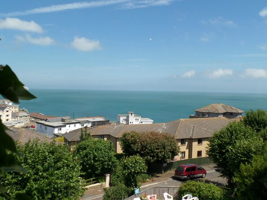 Eastmount Hall Hotel: Our View