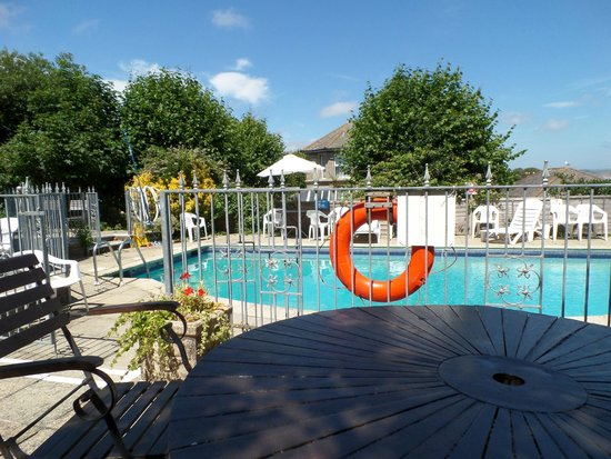 Eastmount Hall Hotel: The Pool
