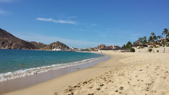Bahia Hotel & Beach House: Medano beach