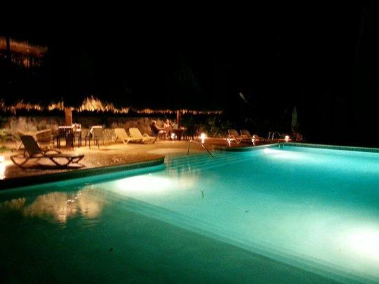 Villas Pico Bonito: Pool