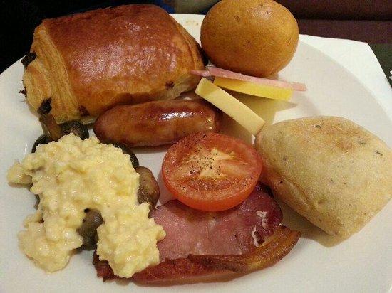 Thistle Holborn, The Kingsley: La mia colazione a buffet
