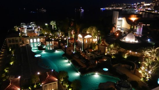 Monte-Carlo Bay & Resort: piscine