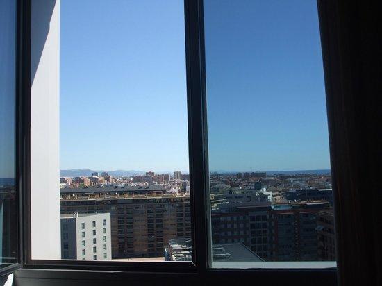 ILUNION Aqua 4: Vistas de Valencia (planta 8)