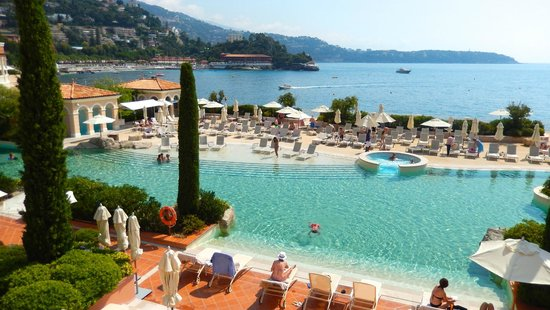Piscine picture of monte carlo bay resort monte carlo - Monte carlo beach hotel ...