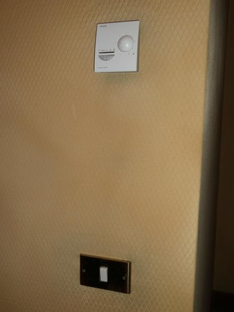 The Westin Excelsior, Rome: water damage