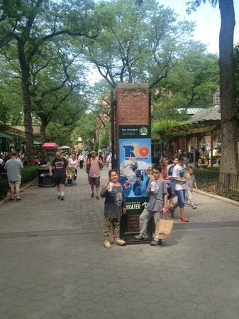 Central Park Zoo: zoo
