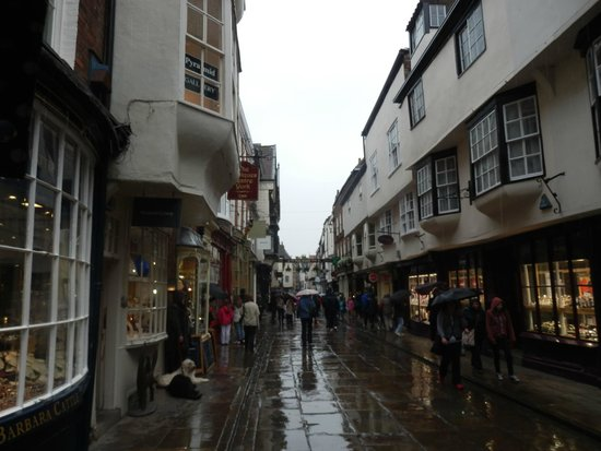 The Grand Hotel & Spa: streets of York