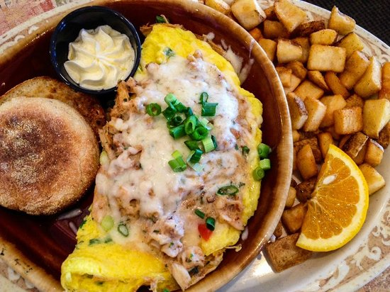 Another Broken Egg Cafe: Florida omelete