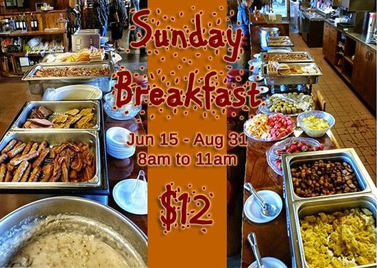 Pleasing Sunday Breakfast Buffet All You Can Eat 12 Picture Of Interior Design Ideas Truasarkarijobsexamcom