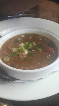 Sam's Chowder House: Gumbo!  Hearty!