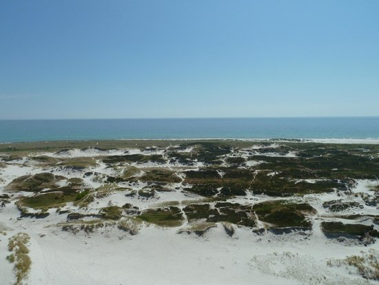 Dueodde Beach: View from the lighthouse