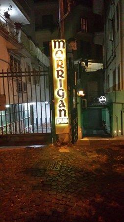 Morrigan Pub: Fuori