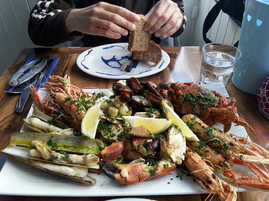 Cafe Fish : Il nostro piatto