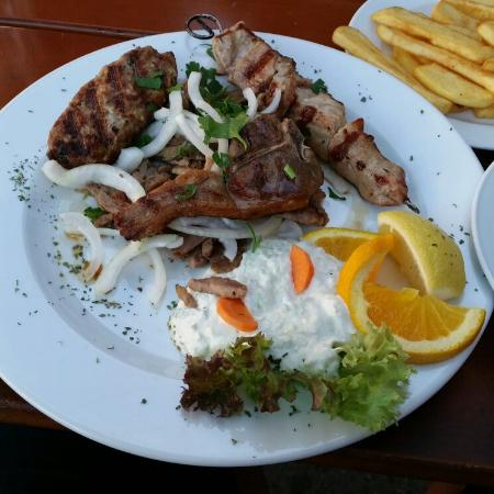 Really great greek food review of taverna apollon for Apollon greek and european cuisine