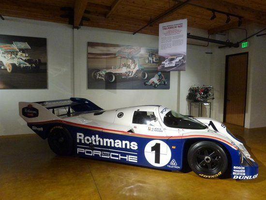 Canepa Motorsports Museum: Cars for sale