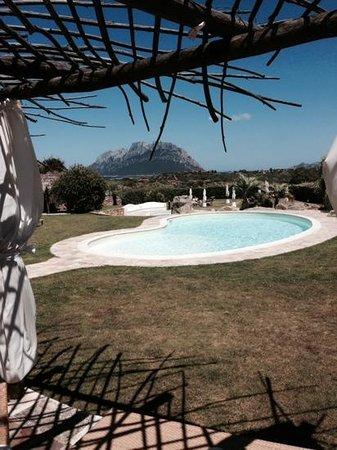 Hotel Ollastu Residence : Hotel Pool