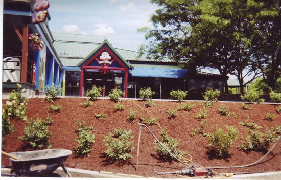 Ben & Jerry's: Ben and Jerry's Factory