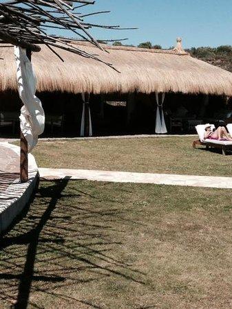 Hotel Ollastu Residence : Relaxation Area