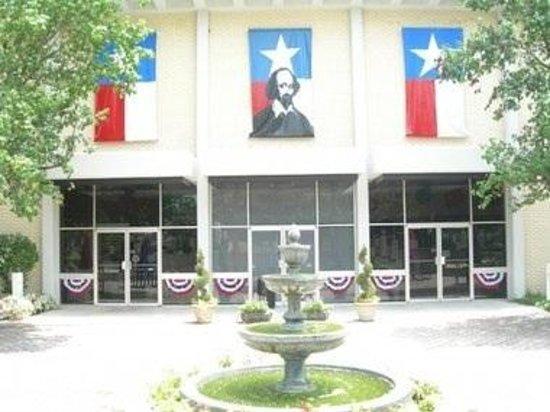 Kilgore, TX: Van Cliburn Auditorium
