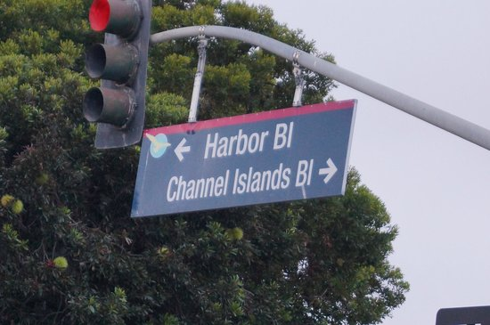 Channel Islands Harbor: To Hooks Landing