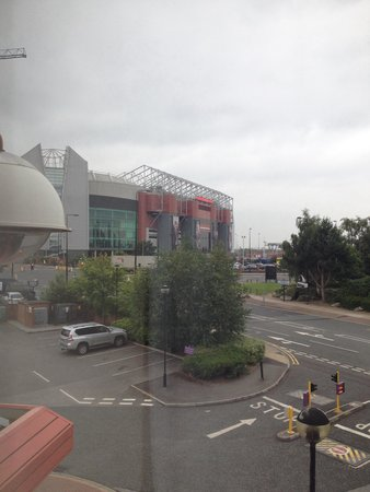 Premier Inn Manchester Old Trafford Hotel: View from Room