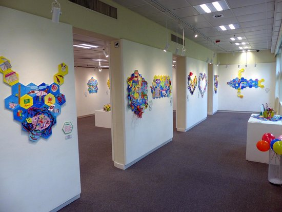 D Art Exhibition Hong Kong : Children s dreams exhibition at hkvac picture of hong