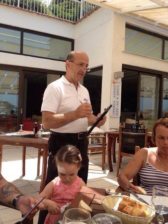 Sea Club Conca Azzurra Resort: Franco