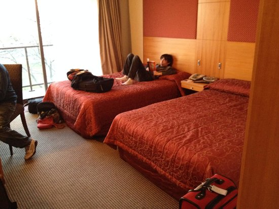 Millennium Hotel Rotorua : Double Superior Room