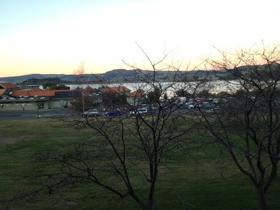 Millennium Hotel Rotorua : Winter landscape