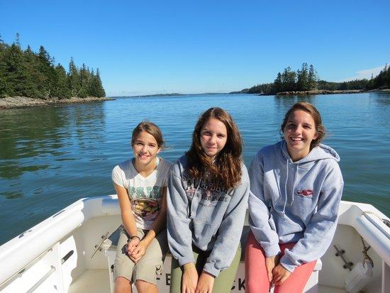 Downeast Coastal Cruises: Lovely Maine