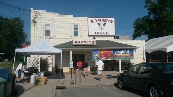 Ramsey's Diner: welcome