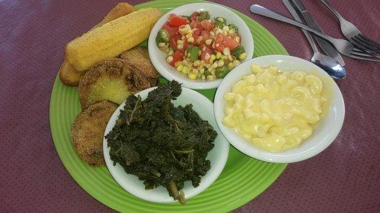 Ramsey's Diner: veggie platter