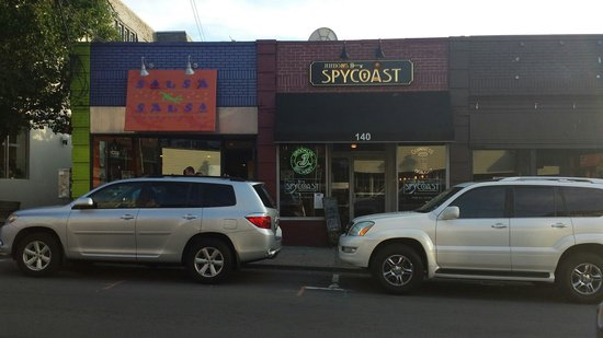 Junior's Spycoast