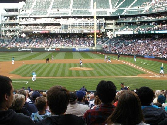 Safeco Field : The field