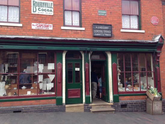 Black Country Living Museum: My namesake;-)