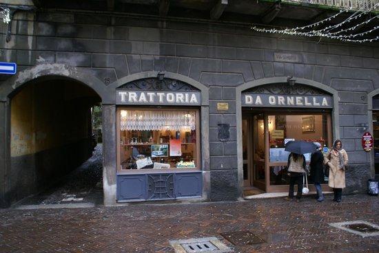 Trattoria da Ornella: Boa comida italiana