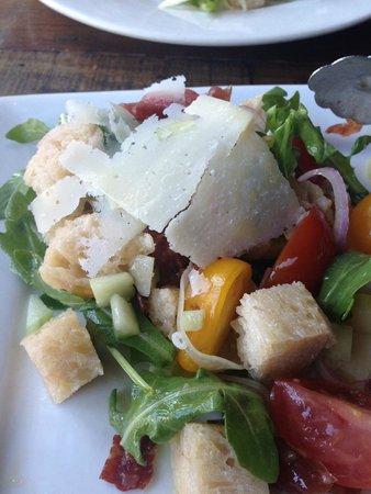 Settebello: Panzanella Salad