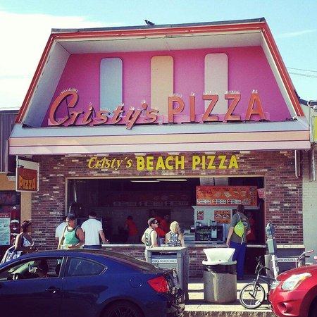 Cristy's Pizza: Cristy's