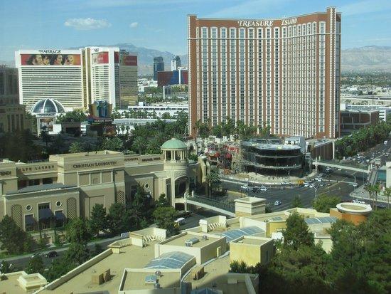 Wynn Las Vegas: Vista desde la habitacion