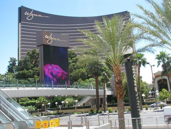 Wynn Las Vegas: Foto del frontis