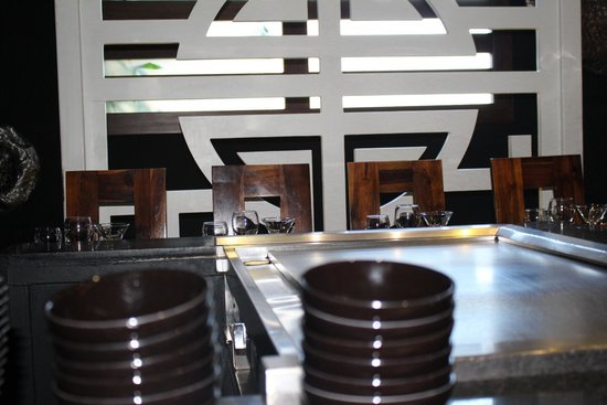 Sandos Caracol Eco Resort : Japanese restaurant