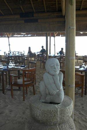 Novotel Bali Benoa: Beach Dining
