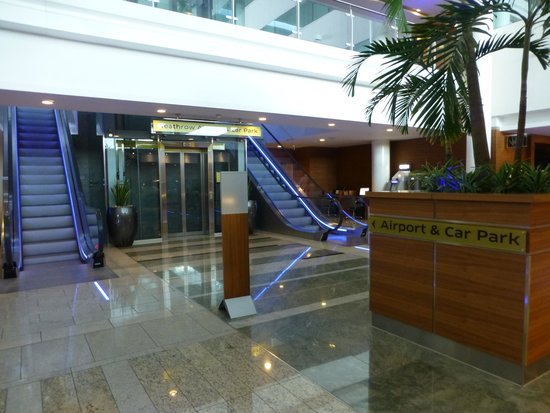 Sofitel London Heathrow: easy access