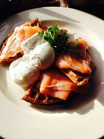 Launceston_Stillwater_breakfast!