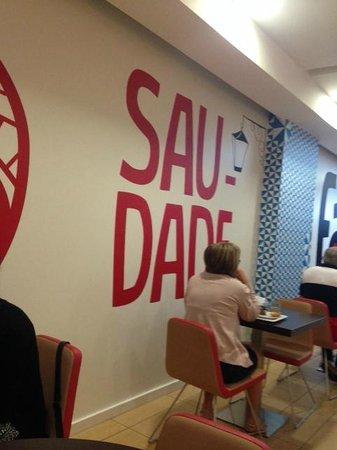 Ibis Lisboa Liberdade: Restaurante