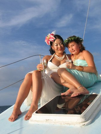 Beaches Negril Resort & Spa: Party on the Yacht