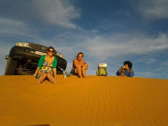 'Desierto'AzulAventuras