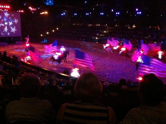 Dolly Parton's Dixie Stampede Dinner & Show: July 4th