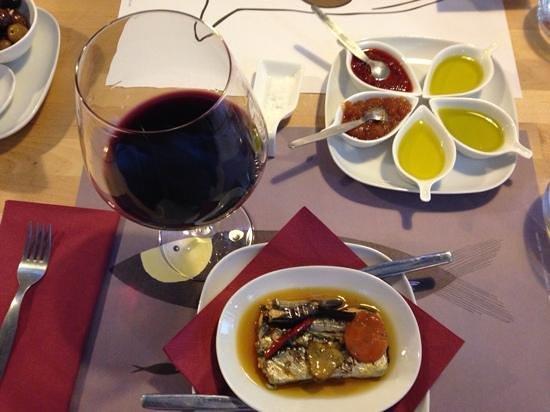 BA Wine Bar do Bairro Alto: simply amazing!!!!